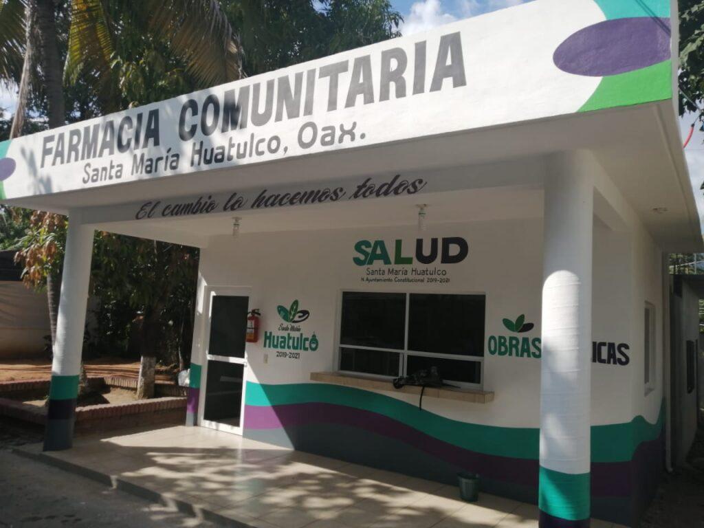 3. En la clínica municipal se ofrecen consultas para desahogar la sobre carga del Hospital Comunitario. 4.