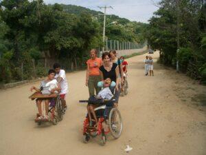 Personas con discapacidad han visto mayormente vulnerados sus derechos a la educación, información y salud con la pandemia.